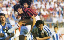 Cuando el Espanyol de Javier Clemente derrotó al Milan de Arrigo Sacchi