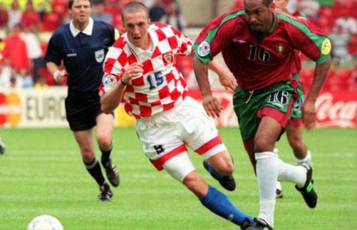 Croacia Euro '96