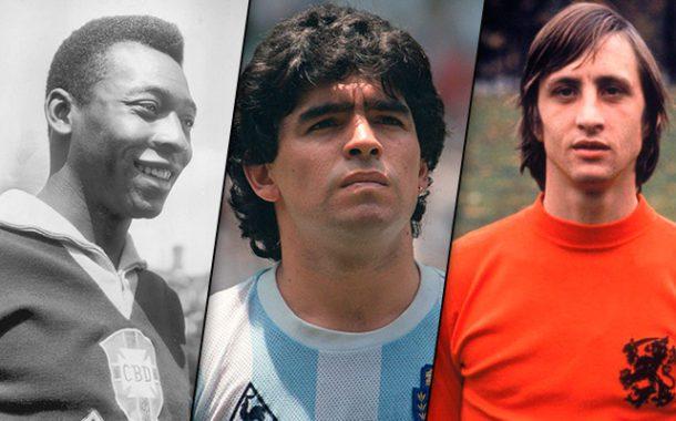 ¿Quién es el mejor jugador de la historia del fútbol?
