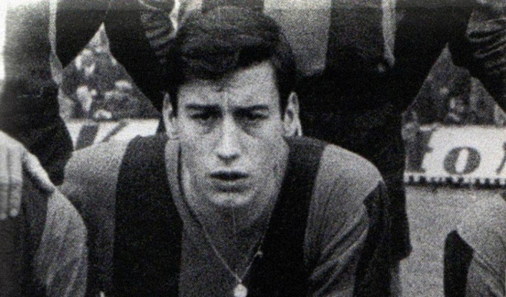 Ernesto Domínguez, el primer granota internacional con España