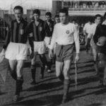 Cuando el FC Barcelona vestía de blanco