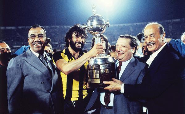 Peñarol campeón Libertadores