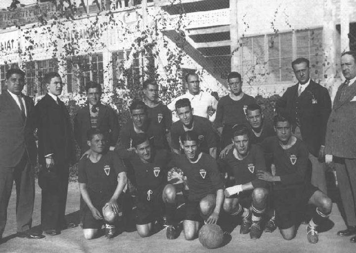 Cuando coexistieron el Levante FC de Valencia y el Levante FC de Murcia