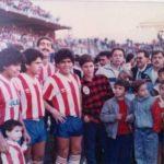 El día que Diego Armando Maradona (y sus hermanos) jugaron en el Granada CF