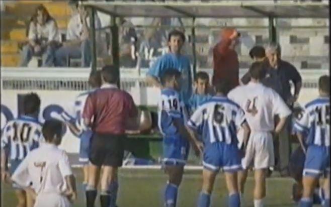 El día que el 'Súper Dépor' le marcó 8 goles al 'Queso Mecánico'