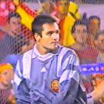 El espectacular debut de Cañizares con la selección española