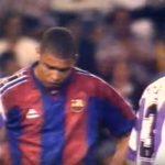 El mejor Ronaldo dijo adiós a la liga en su debut en Zorrilla