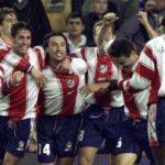 El Atlético que venció en el Bernabéu, jugó la final de Copa y… bajó a Segunda División