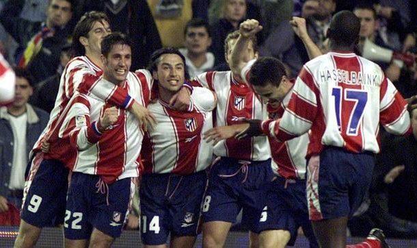 El Atlético que venció en el Bernabéu, jugó la final de Copa y... bajó a Segunda División