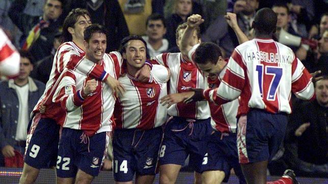 El Atlético que venció en el Bernabéu, jugó la final de Copa y... descendió a Segunda División