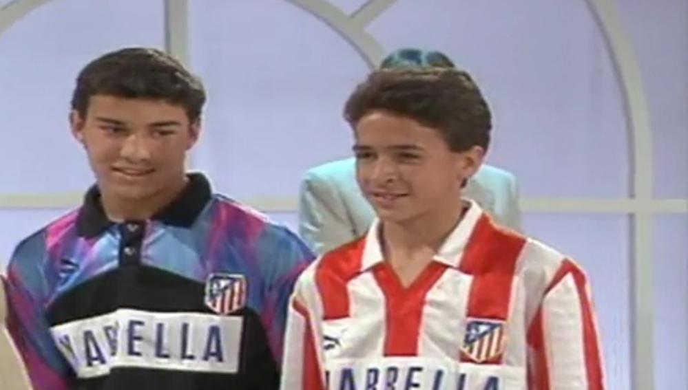 Raúl en el Atlético de Madrid