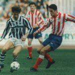 Meho Kodro, cuarto mejor goleador de la historia de la Real Sociedad