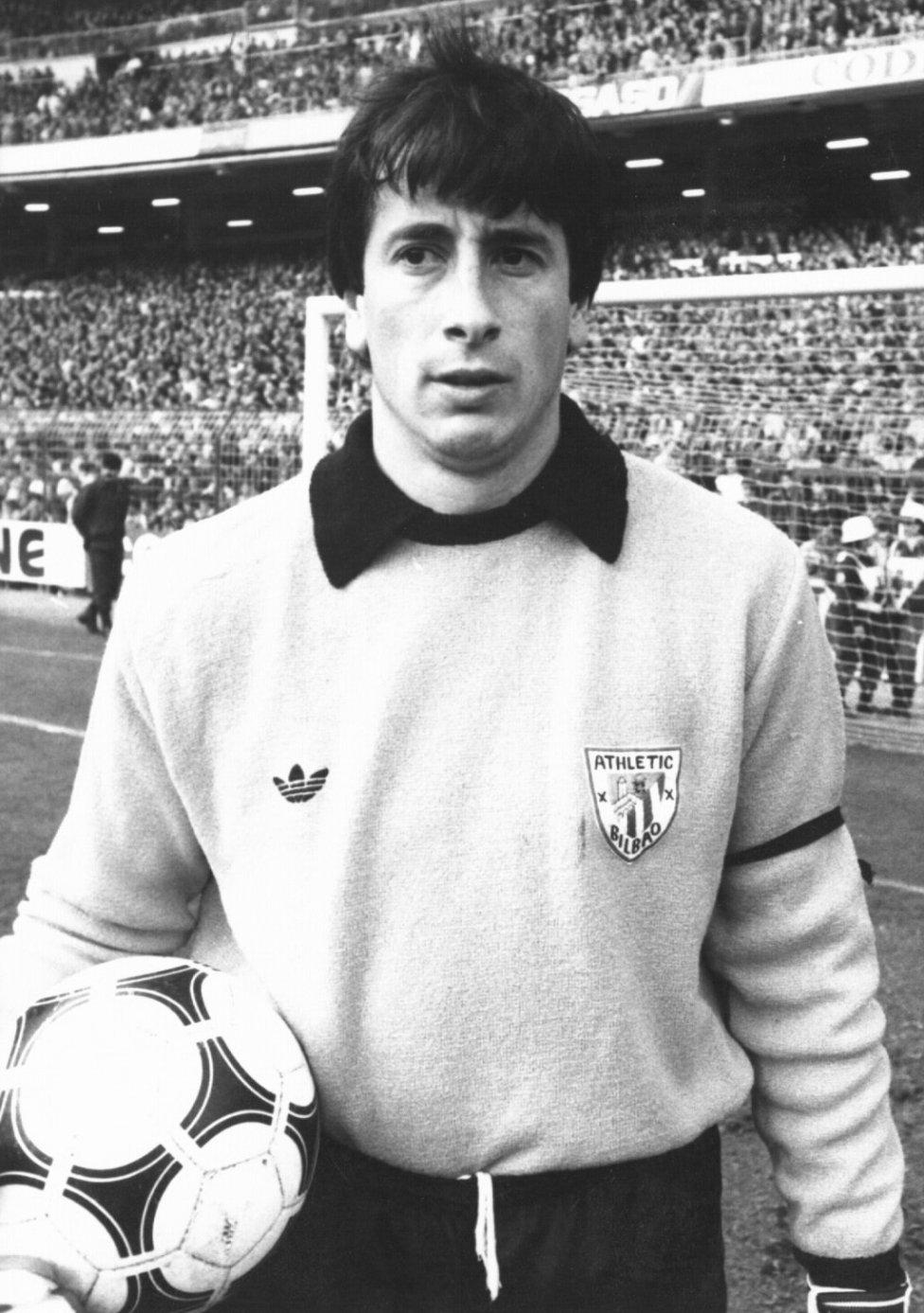 El primer extranjero en la historia del Athletic Club de Bilbao