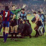 Final de la Copa del Rey de 1984: La batalla campal entre Athletic Club y Barça
