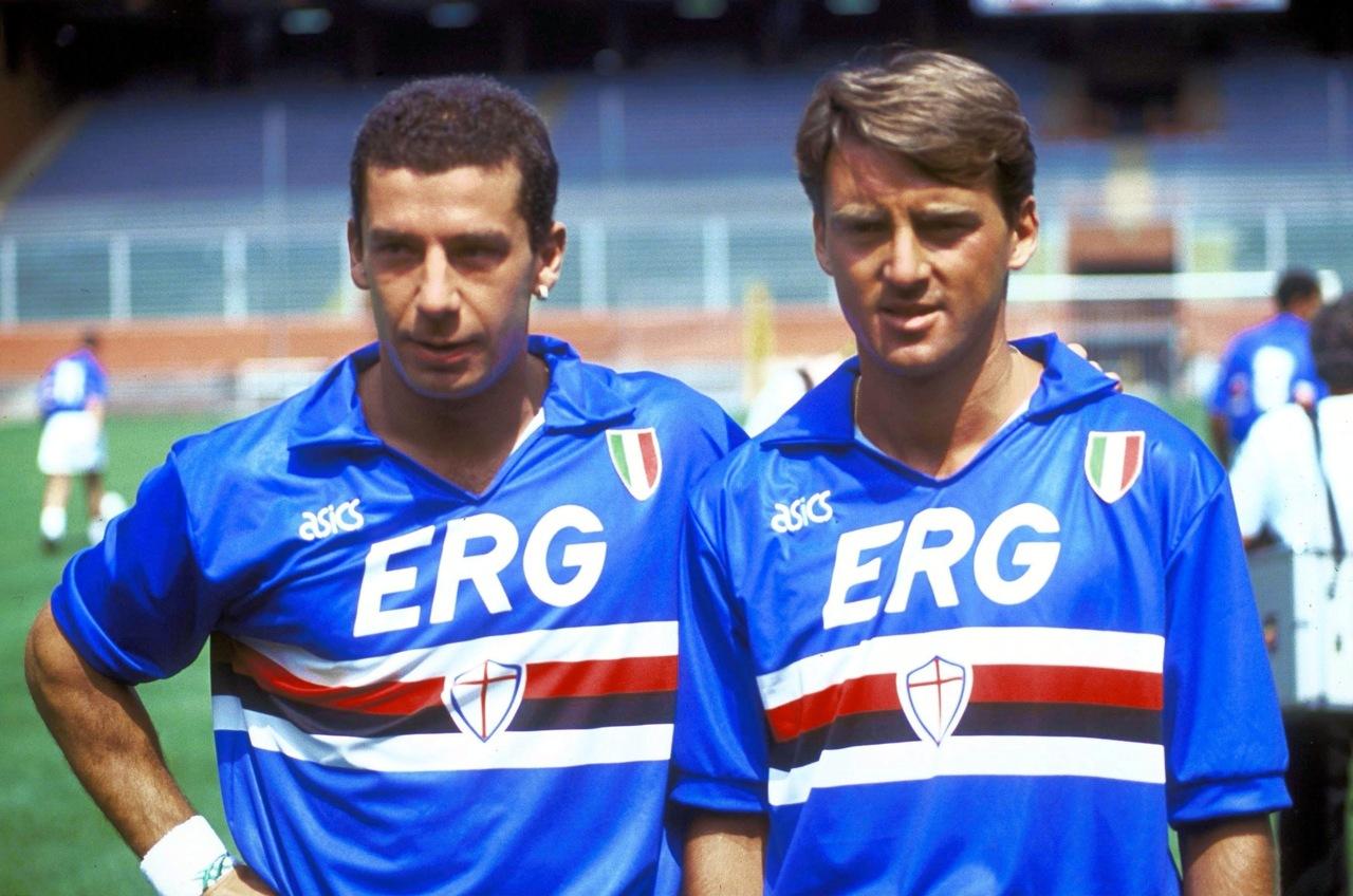 El porqué del nombre, la camiseta y el escudo de la Sampdoria