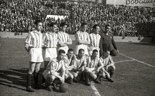 Harry Lowe, el futbolista más viejo en la historia de la Liga española
