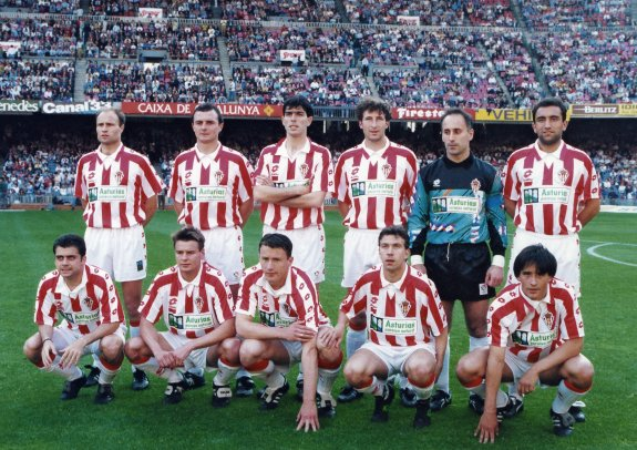La polémica con el color del pantalón del Real Sporting de Gijón
