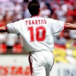 Tsartas, el crack griego que llegó al Sevilla gracias a un camarero