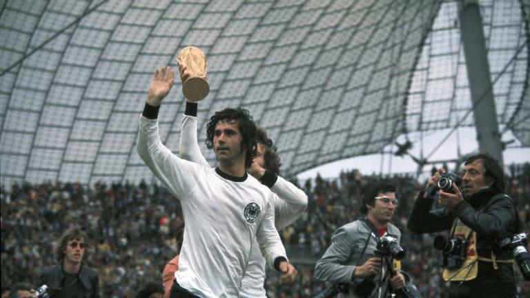 Gerd Muller, el goleador insaciable