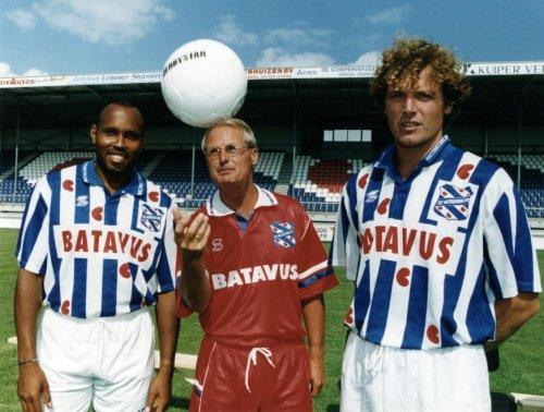 ¿Por qué la camiseta del Heerenveen tiene 'corazones'?