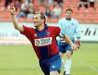 Máximo goleador de la historia del Levante