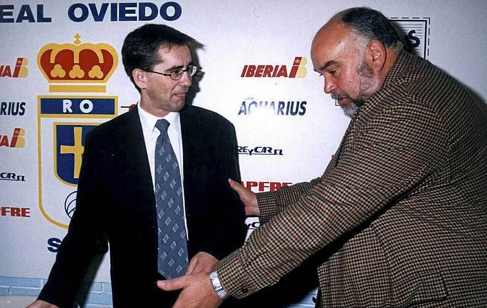 Cuando al presidente del Real Oviedo le robaron la cartera en el Calderón