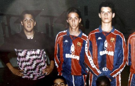 Fotos de futbolistas