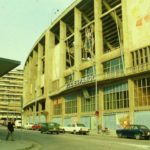 Estadio de Sarriá, antigua casa del RCD Espanyol