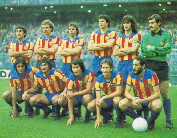 Mejor 11 histórico del Valencia Club de Fútbol