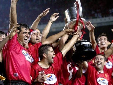 Mallorca campeón de Copa