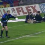 El día que el Lleida ganó en el Camp Nou y su portero Ravnic tuvo 14 aciertos en la Quiniela