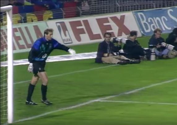 Cuando el Lleida ganó en el Camp Nou y su portero tuvo 14 aciertos en la Quiniela