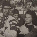 """El día que Maradona y Simeone fueron a Las Gaunas """"a su bola"""""""