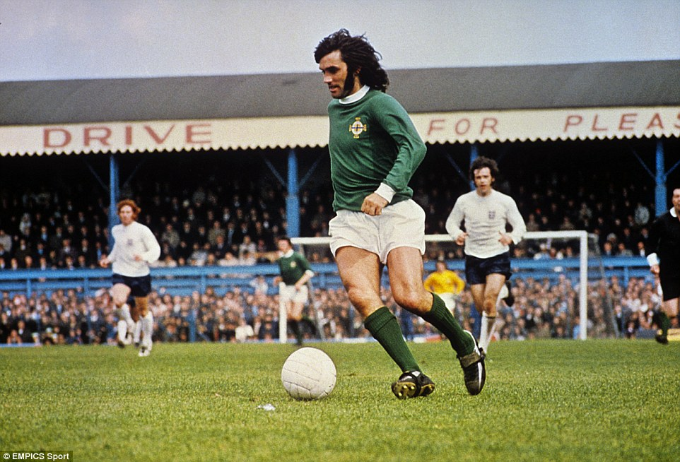 George Best Irlanda del Norte