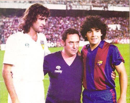 Algunas de las mejores anécdotas de Españeta, el mítico utillero del Valencia CF