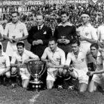 Cuando el Sevilla fue campeón de Liga en la temporada 1945-1946