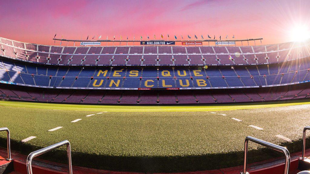 El nuevo nombre del Camp Nou