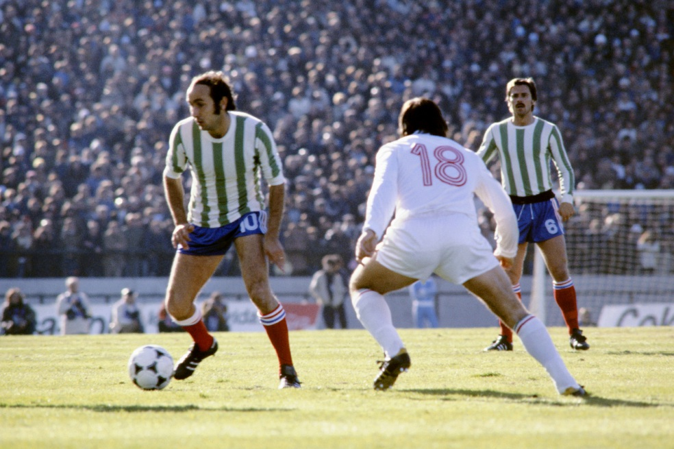 Mundial de 1978: El día que Francia vistió de verdiblanco