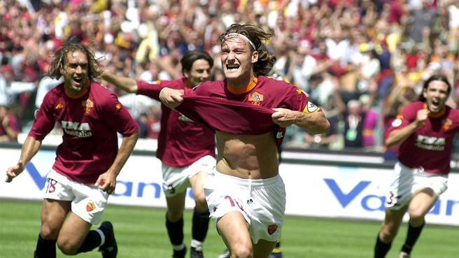 Totti Serie A