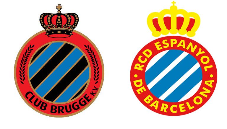 El escudo del Brujas y Espanyol, ¿plagio, tributo o simple coincidencia?