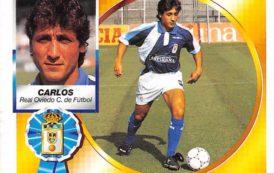 Carlos Muñoz, uno de los mejores delanteros de la historia del Real Oviedo