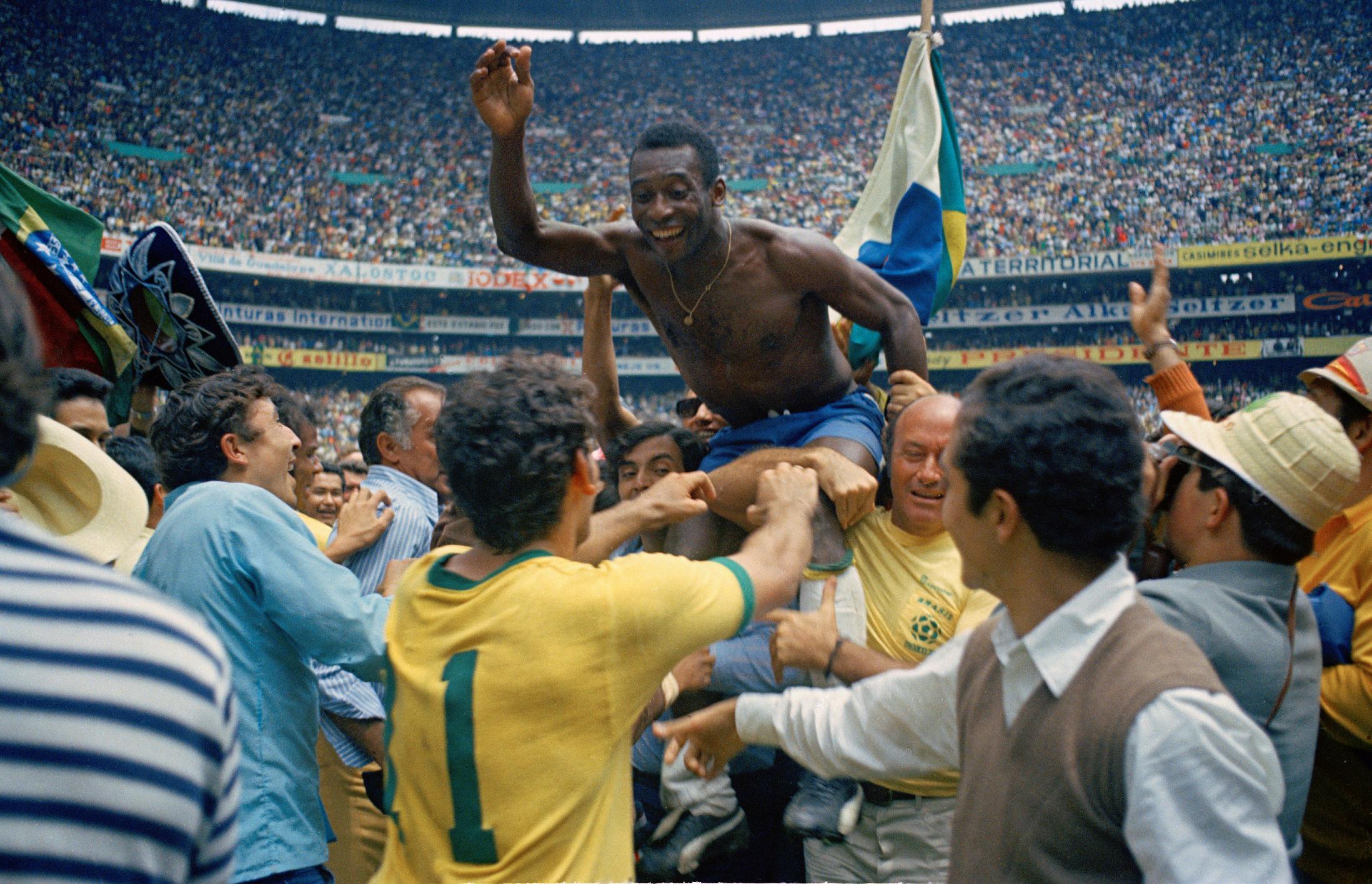 Brasil campeón de la Copa del Mundo