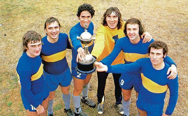 Boca campeón Copa Libertadores