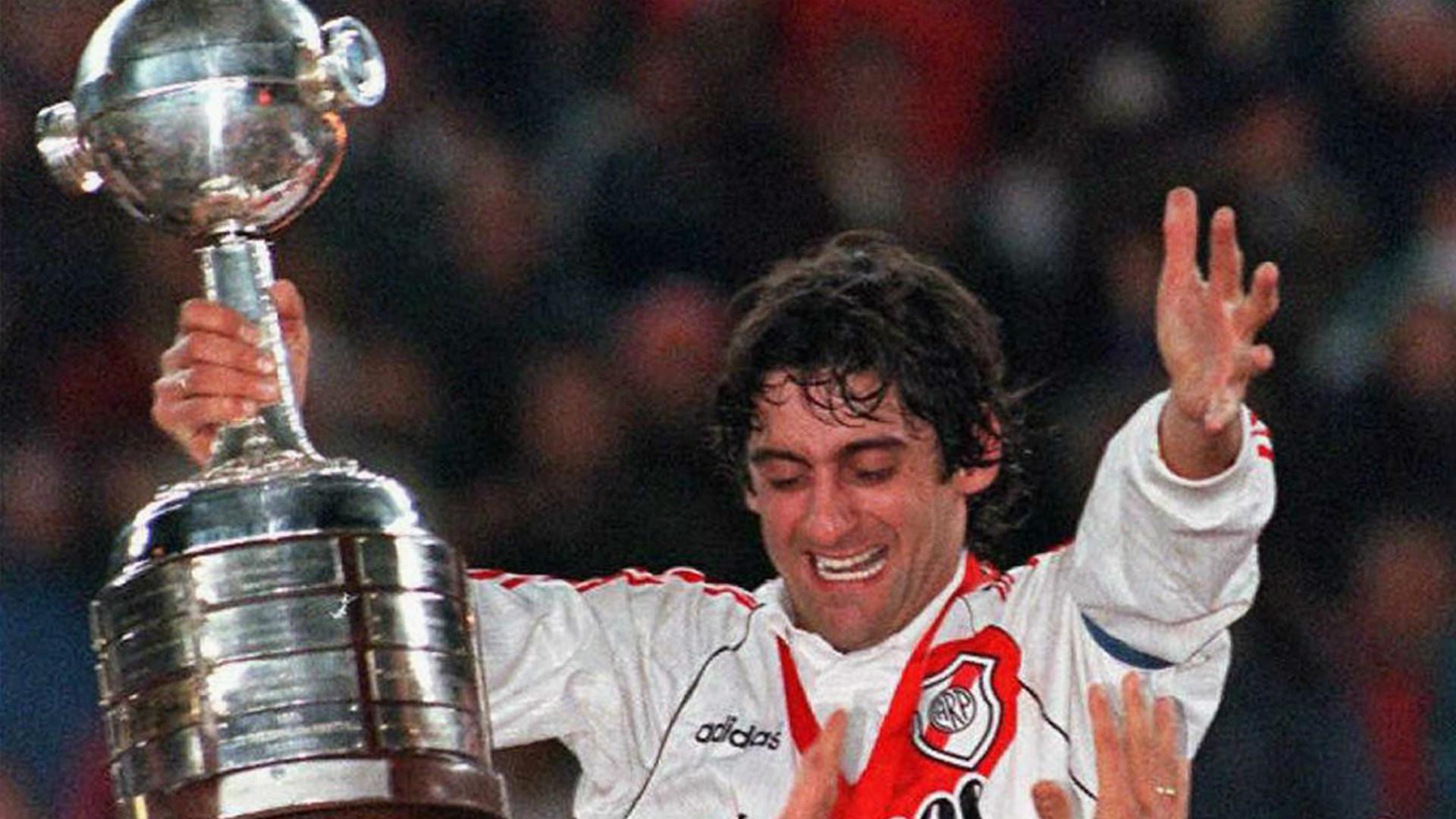 River campeón Copa Libertadores