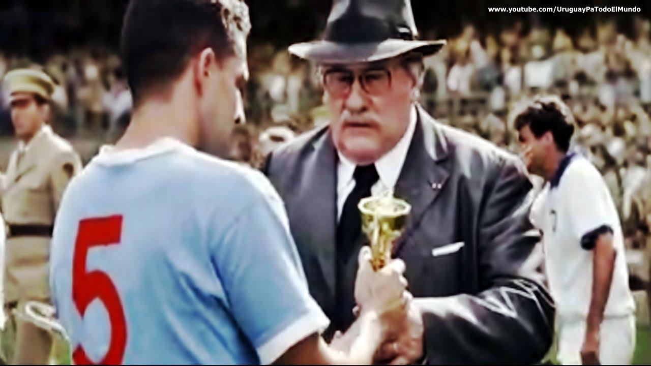 La primera Copa del Mundo