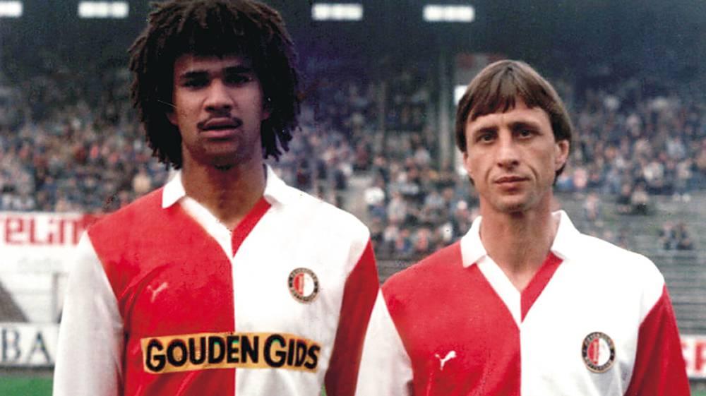 Cruyff y Gullit