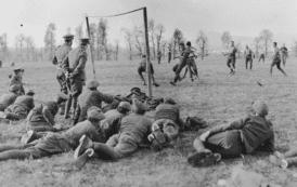La tregua de Navidad que detuvo la Primera Guerra Mundial