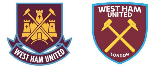 Escudo del West Ham