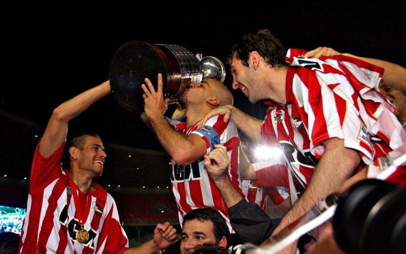 Estudiantes campeón Copa Libertadores