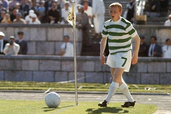 Jimmy Johnstone y la increíble gesta de 'Los Leones de Lisboa